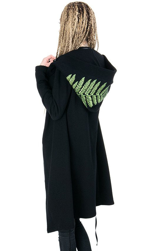Forest Witch Fern Hoodie
