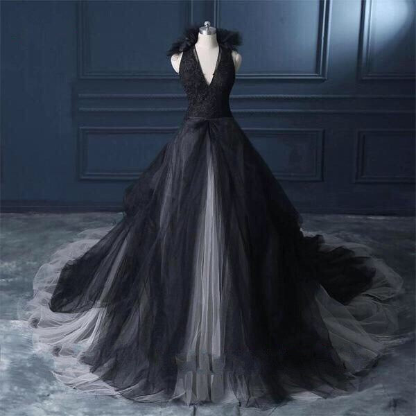 Gothic Bridal Dream Dress - Goth Mall