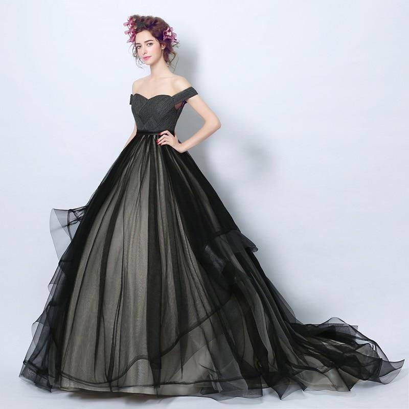 Misty Bridal Gown - Goth Mall
