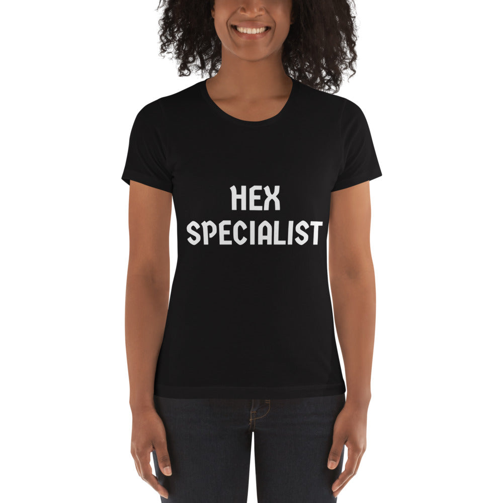 Hex Specialist T-Shirt - Goth Mall