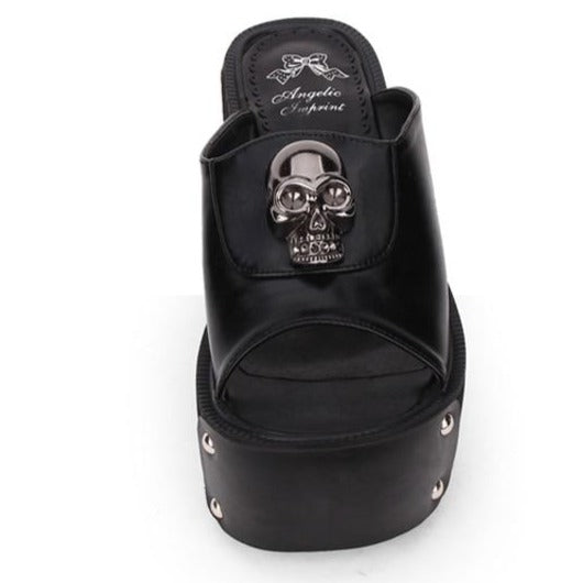 The Skull Sandals - Goth Mall