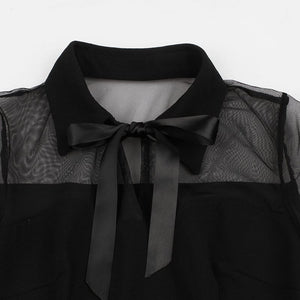 The Frills and Thrills Dress - Goth Mall
