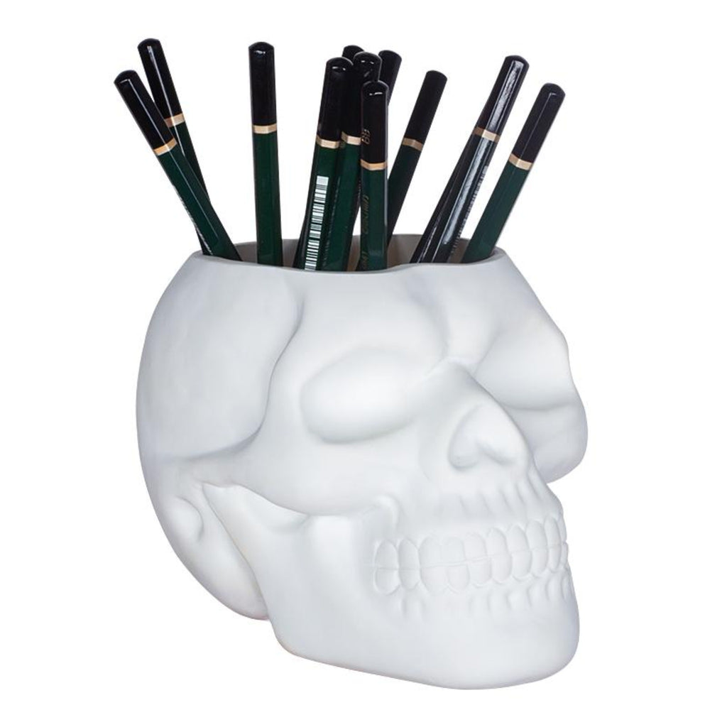 Skull Storage Jar Holder - Goth Mall