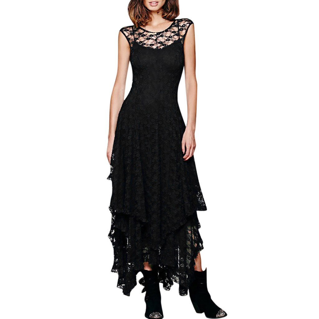 Stevie Witch Dress - Goth Mall