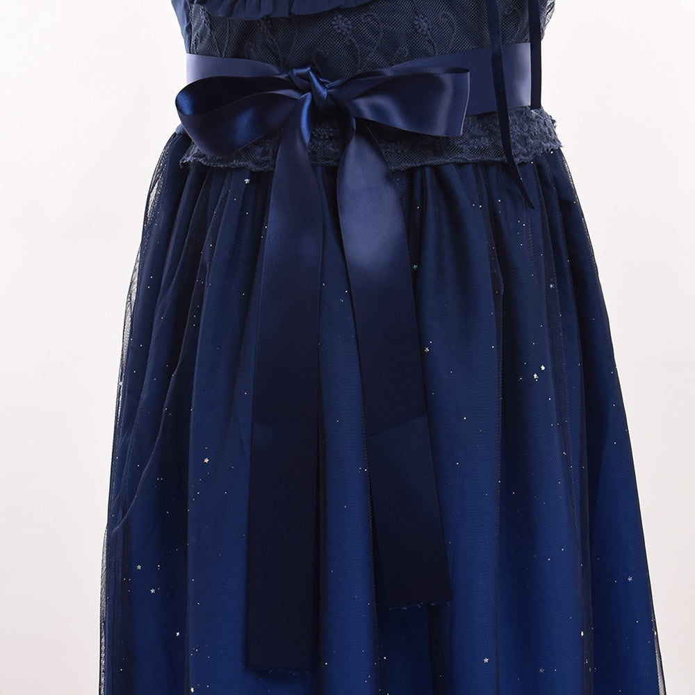 The Starry Night Dress - Goth Mall