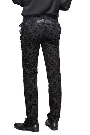 Dark Horse Pants - Goth Mall