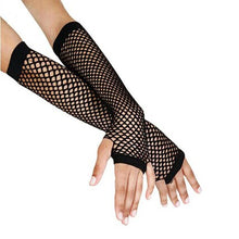 Gothic Fishnet Gloves - Goth Mall