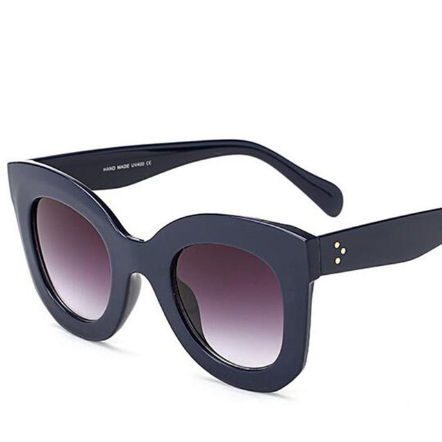 Luxe Goth Cat Sunglasses - Goth Mall