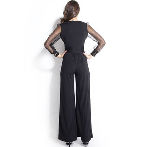 Heavy Metal Studded Cuff Jumpsuit - Goth Mall