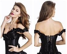 Queen of the Vampires Corset - Goth Mall