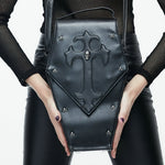The Coffin Skull & Cross Bag - Goth Mall