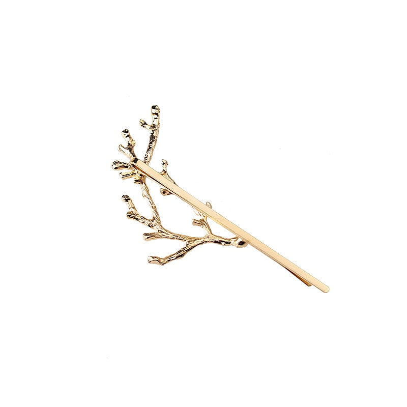 Tree Branch Hair Clips - Goth Mall