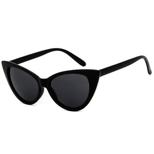 Cat Eye Sunglasses - Goth Mall