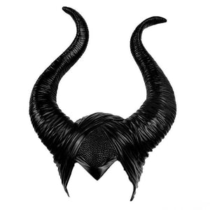 Maleficent Witch Cosplay Horns - Goth Mall