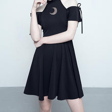 Moon Mini Dress - Goth Mall