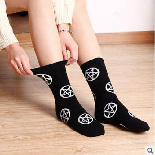 Goth Socks - Goth Mall