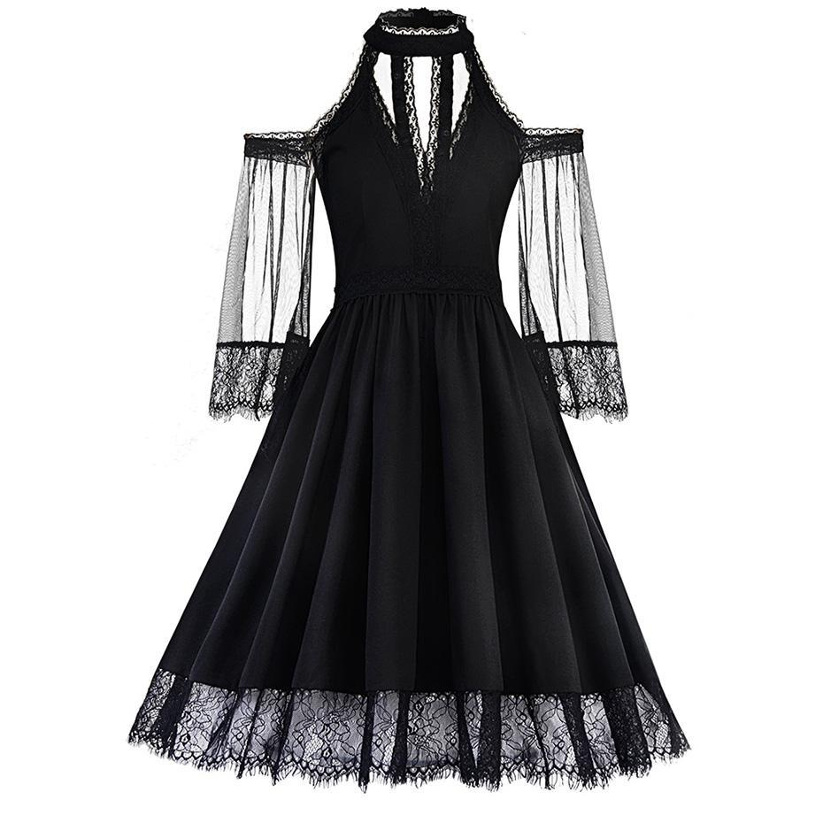 Gothic Dream Dress - Goth Mall