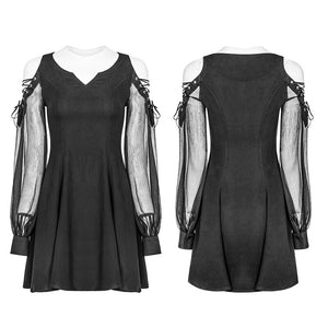 The Lucretia Dress - Goth Mall