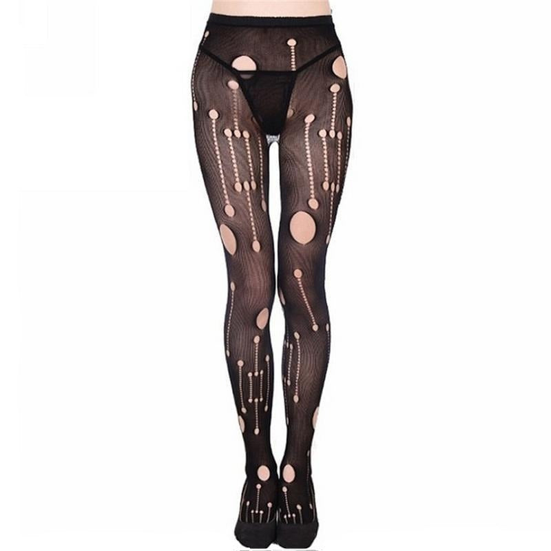 The Holes Tights - Goth Mall