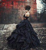 The Black Ball Gown - Goth Mall
