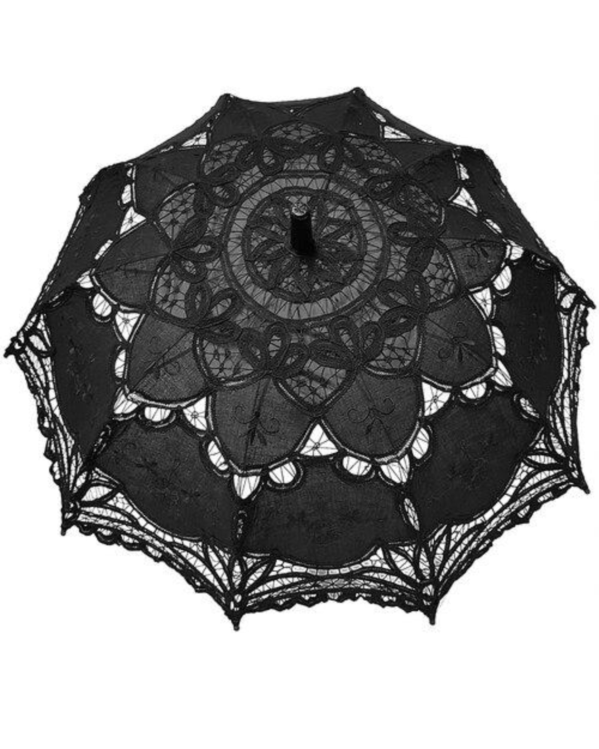 Shadow Shield Parasol - Goth Mall