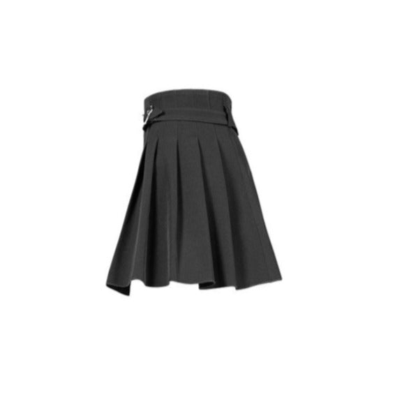 The Party's Over Skirt - Goth Mall