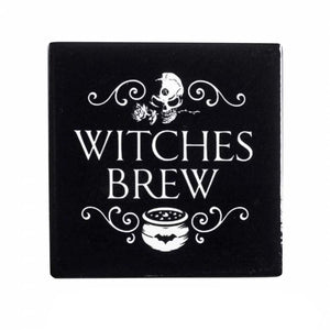 Witches Brew Coaster - Goth Mall