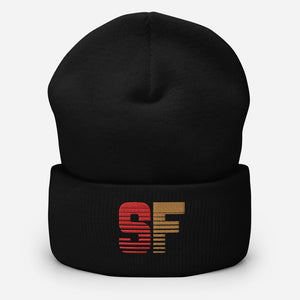 """SF"" Red & Gold 