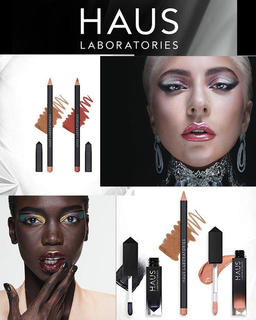 Hello Lady Gaga's new Haus Laboratories!