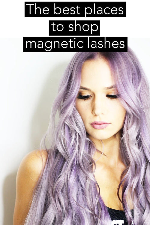 Where To Buy Magnetic False Eyelashes