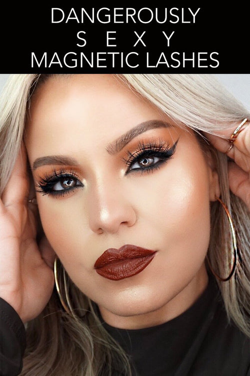 Dangerously Sexy Baddy Magnetic Lashes