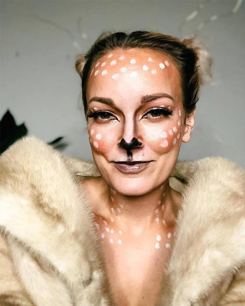 5 Last Minute Halloween Makeup Look Ideas