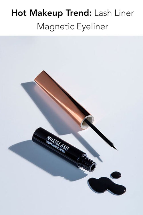 Hot Makeup Trend: Lash Liner Magnetic Eyeliner