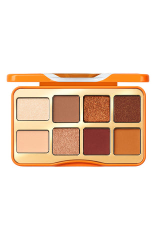 Buttered Rum Eyeshadow Palette is gorgeous and fun for Fall colors!