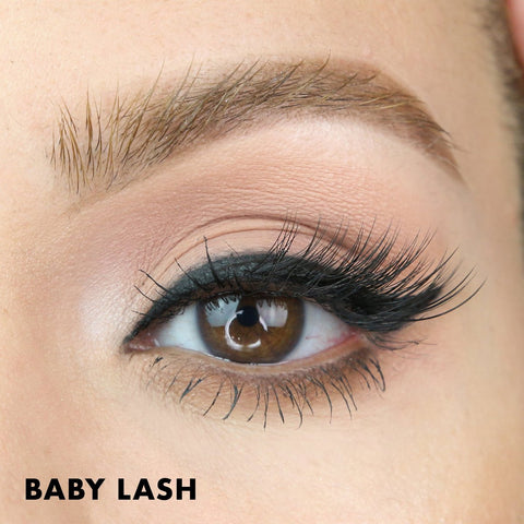 Baby Lash Magnetic Lash style in included in the MoxieLash Accent Kit.