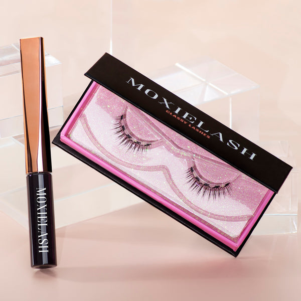 Here is the Classy Lash include in the Natural Lash Kit!