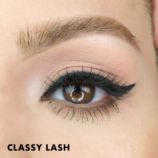 Classy Magnetic Lash is one of the most natural looking magnetic lashes on the market.