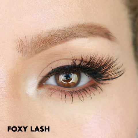 Foxy magnetic lash style from the Accent Kit.