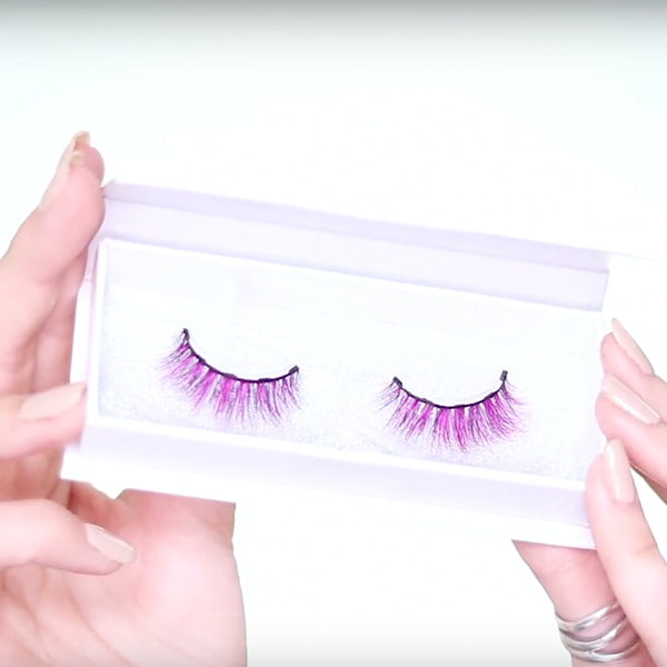 Hippy Magnetic Eyelash for MoxieLash spring lash collection.