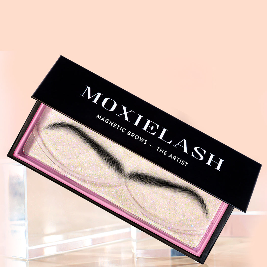 Try the Frida Magnetic Eyebrow from MoxieLash.
