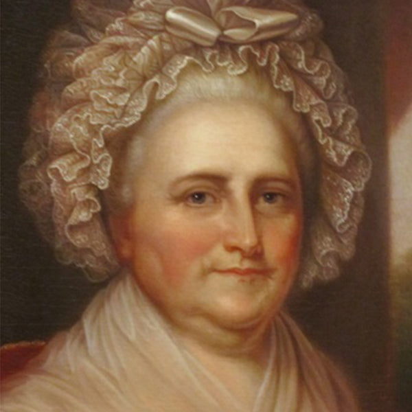 Here are the magnetic eyelash styles that we think Martha Washington would wear from MoxieLash!
