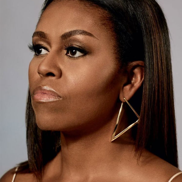 Here are the magnetic eyelash styles that we think Michelle Obama would wear from MoxieLash!