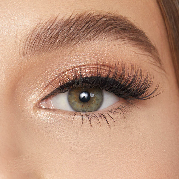 Faux mink lashes from MoxieLash