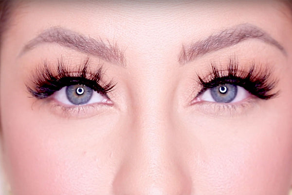 Money Lash magnetic eyelash is in the MUA Kit from MoxieLash and it's stunning!