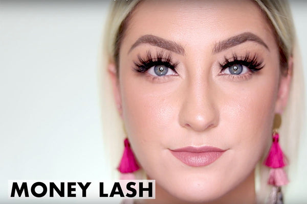 Here is the Moxielash Money Lash Kit from the Natural Lash Kit!