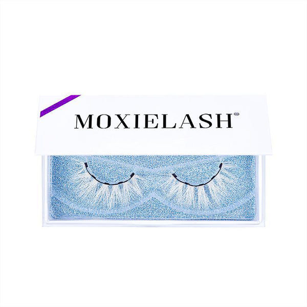 Here is the MoxieLash Icy Lash Magnetic Eyelash style.