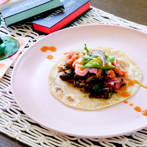 Here is a step-by-step instructions to getting this Moxie Taco Recipe!