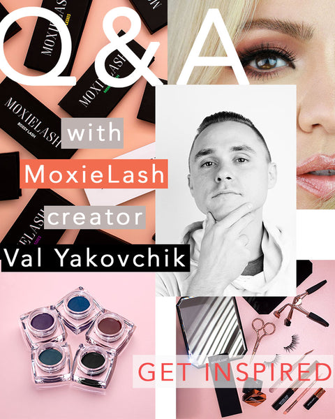 Q&A with MoxieLash creator, and why he created this magnetic eyeliner and eyelash brand!