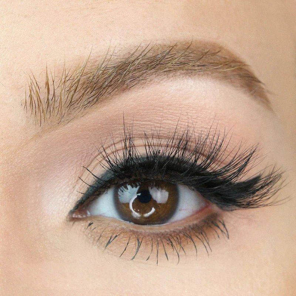 Here are lashes that are real mink.