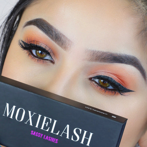 Sassy lash is the perfect replacement for lash extensions.